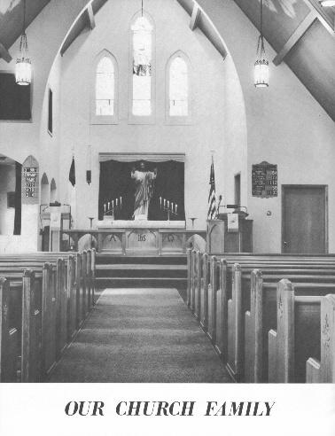 St. Peters Lutheran Church, Pender, Nebraska, 1888-1988
